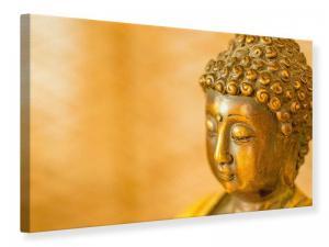 Ljudabsorberande tavla-Buddha Head - SilentSwede
