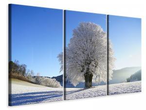 Ljuddämpande tavla - Winter fairy tale - SilentSwede