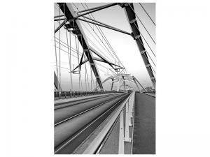 Ljudabsorberande tavla - On The Bridge - SilentSwede