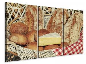 Ljuddämpande tavla - Picnic bread basket - SilentSwede