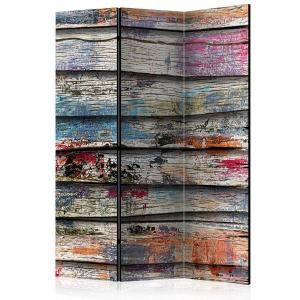 Rumsavdelare - Colourful Wood - SilentSwede