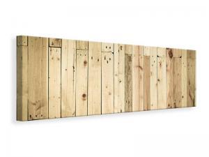 Ljuddämpande tavla - Wood Panels - SilentSwede