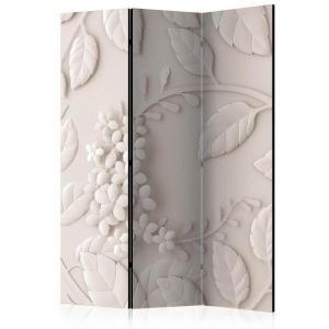 Rumsavdelare - Paper Flowers (Cream) - SilentSwede