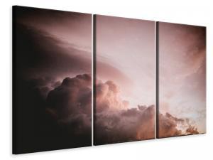 Ljuddämpande tavla - Pink clouds - SilentSwede