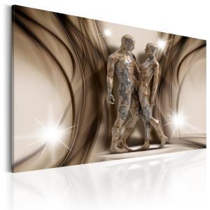 Ljuddämpande & ljudabsorberande tavla - Monument of Love - SilentSwede