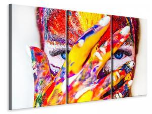 Ljuddämpande tavla - Make up art - SilentSwede