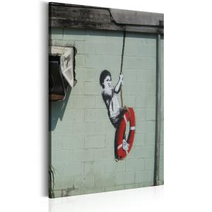 Ljuddämpande tavla - Swinger, New Orleans - Banksy - SilentSwede