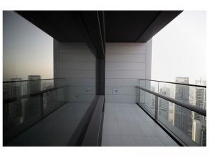 Ljudabsorberande tavla - Balcony In Dubai - SilentSwede