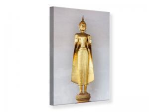 Ljudabsorberande tavla-Golden Buddha - SilentSwede