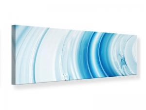 Ljudabsorberande panorama tavla - Abstract Glass - SilentSwede