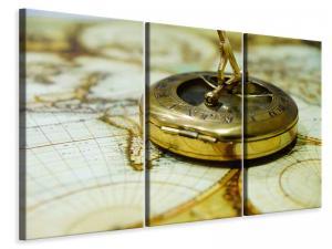 Ljuddämpande tavla - Golden compass - SilentSwede