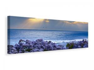 Ljuddämpande tavla - Lavender And Sea - SilentSwede