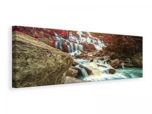 Ljuddämpande tavla - Exotic Waterfall - SilentSwede