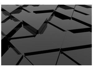 Ljudabsorberande tavla-3D Triangular Surfaces - SilentSwede