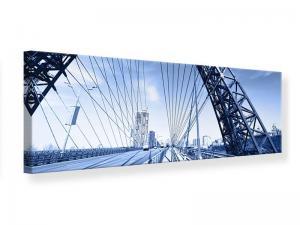Ljudabsorberande panorama tavla - Zhivopisny Bridge - SilentSwede