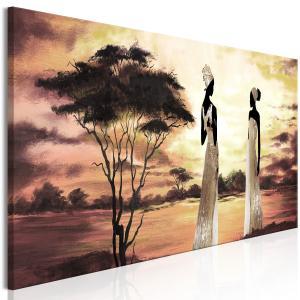 Ljuddämpande tavla - African Goddesses - SilentSwede