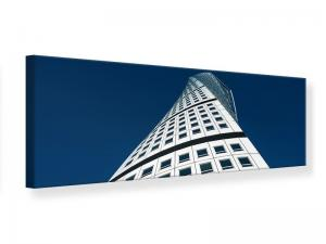 Ljudabsorberande panorama tavla - Masterpiece Skyscraper - SilentSwede