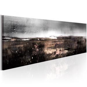 Ljuddämpande & ljudabsorberande tavla - Winter Meadow - SilentSwede