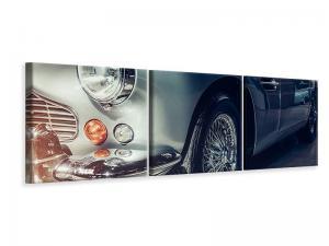 Ljuddämpande tavla - Classic Car - SilentSwede