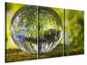 Ljuddämpande tavla - Nature ball - SilentSwede