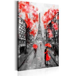 Ljuddämpande tavla - Paris: The City of Love - SilentSwede