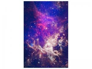 Ljudabsorberande tavla - The Universe - SilentSwede