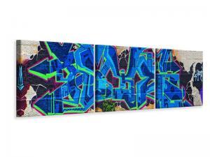 Ljuddämpande tavla - Graffiti NYC - SilentSwede