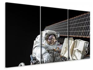 Ljuddämpande tavla - Astronaut at work - SilentSwede