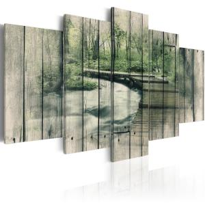 Ljuddämpande tavla - The River of Secrets - SilentSwede