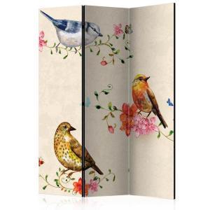 Rumsavdelare - Bird Song - SilentSwede