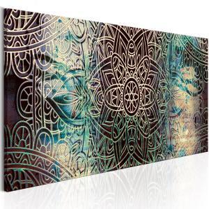Ljuddämpande tavla - Mandala: Knot of Peace - SilentSwede