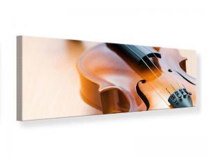 Ljudabsorberande panorama tavla - Violin - SilentSwede