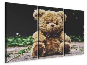 Ljuddämpande tavla - Love teddy - SilentSwede