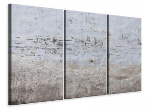 Ljuddämpande tavla - Stone wall pattern - SilentSwede