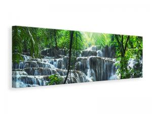 Ljuddämpande tavla - Waterfall Agua Azul - SilentSwede