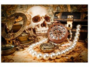 Ljudabsorberande tavla-Treasure Hunt - SilentSwede