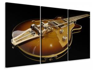 Ljuddämpande tavla - Electric guitar - SilentSwede