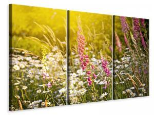 Ljuddämpande tavla - Summer Flower Meadow - SilentSwede