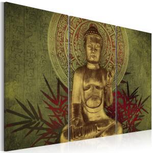 Ljuddämpande tavla - Saint Buddha - SilentSwede