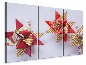 Ljuddämpande tavla - Star origami - SilentSwede