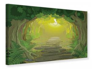 Ljudabsorberande tavla - Fairy Tales Forest - SilentSwede