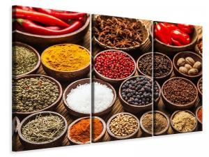 Ljuddämpande tavla - Hot Spices - SilentSwede