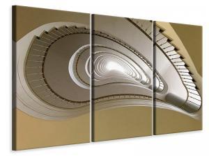 Ljuddämpande tavla - Unconventional staircase - SilentSwede