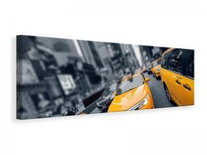 Ljuddämpande tavla - Taxi In NYC - SilentSwede