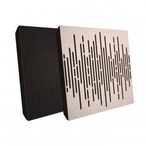 Ljudabsorbent vägg - SilentSwede® Gap - SilentSwede