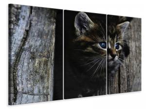 Ljuddämpande tavla - Cats child - SilentSwede