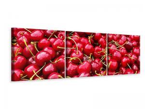 Ljuddämpande tavla - Xl cherries - SilentSwede