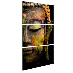 Ljuddämpande tavla - Big Buddha I - SilentSwede