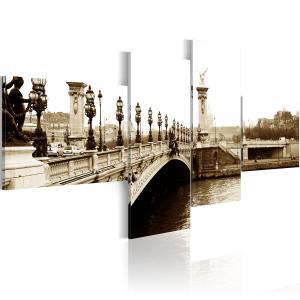 Ljuddämpande tavla - Alexander II Bridge, Paris - SilentSwede