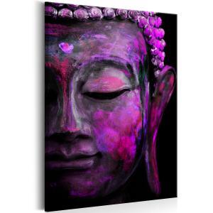 Ljuddämpande & ljudabsorberande tavla - Pink Buddha - SilentSwede